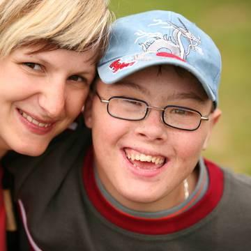 Pomáháme lidem s postižením