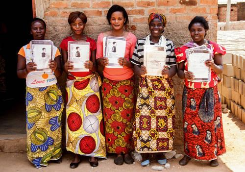 Jízdní kolo pro dobrovolníky v Zambii