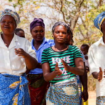 Ženy jsou v provincii Chipata ohroženy chudobou a násilím
