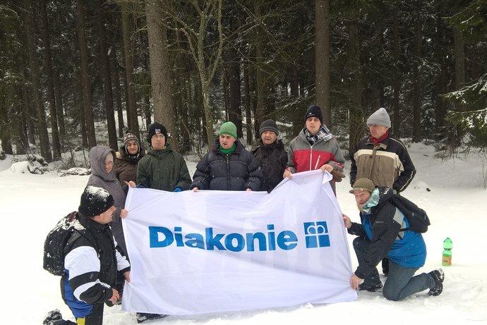 Dar klientům Diakonie v ČR