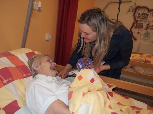 Podpora činnosti Diakonie ČCE - hospice CITADELA