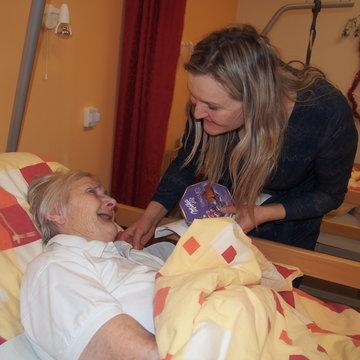 Klienti hospice