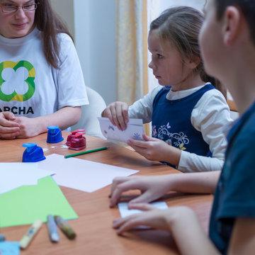 Skupinové aktivity - děti