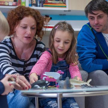 Skupinové aktivity - rodiče