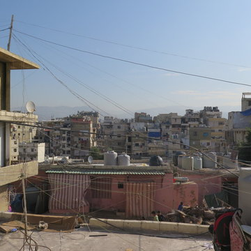 Bejrútský slum, kde pomáháme