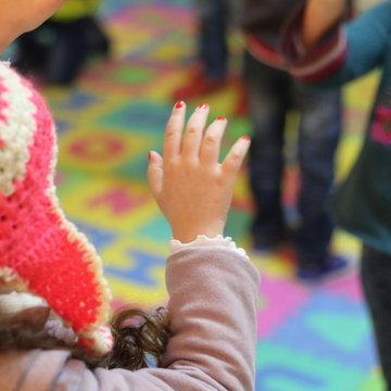Děti v libanonské škole