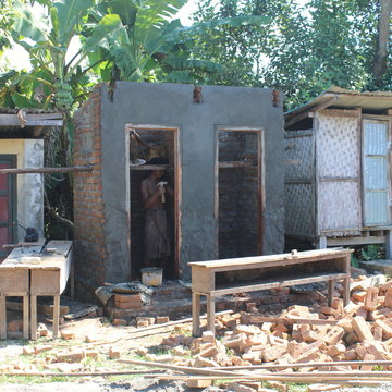 Rekonstrukce toalet ve škole