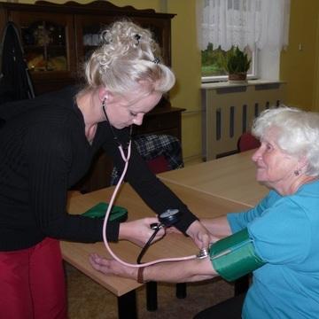 Ošetřovatelská služba