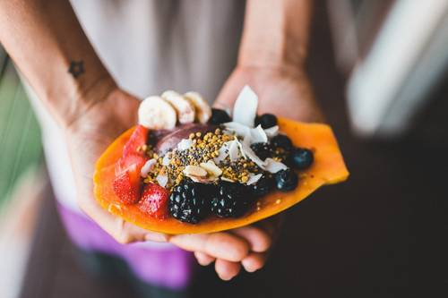 Post(n)i se - Průvodce zdravým jídlem a mlsáním
