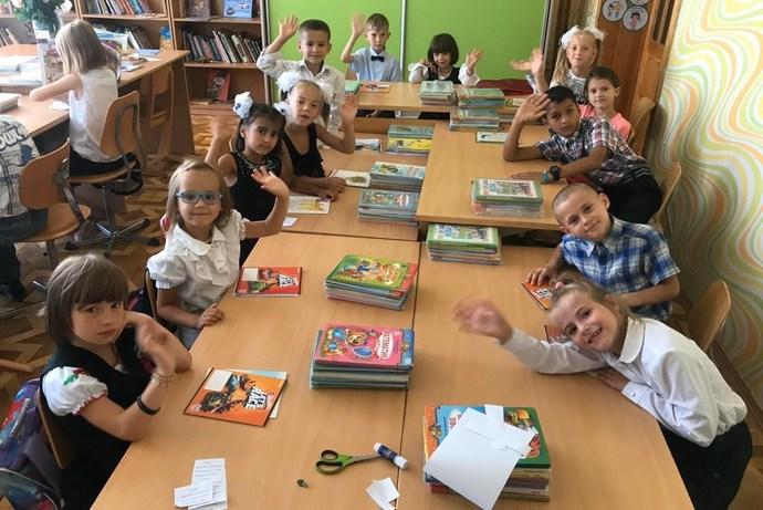 Pomáháme opuštěným dětem na Ukrajině
